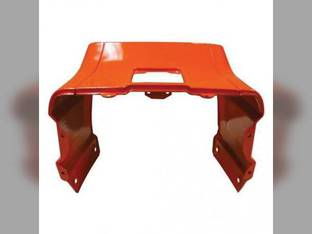 Cowl Cover - Rear Oliver 1250A 1370 1265 1365 1470 1465 1255 1355 1270 677618A Allis Chalmers 5050 5045 5040 71089709 Long 445SD 445 350 TX11134 White 2-50 2-60