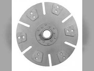 Remanufactured Clutch Disc Case 970 A58975