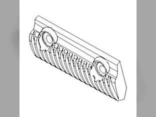 Cylinder Rasp Bar Kit - LH Trailing New Holland CR9040 TR89 TR86 CR960 TR97 CR940 TR98 TR96 CR920 TR99 TR88 TR87 CR9060 9800347