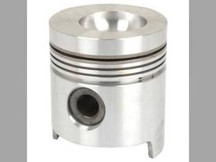 Piston and Rings - Standard Ford 8530 4340 4400 7910 4330 8000 545A 4500 6700 535 4610 8210 545 6610 4630 550 555 4140 TW5 4600 260C 6710 345D 532 6600 7810 515 445D 4200 4000 4410 4100 531 250C 4110