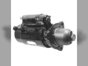 Remanufactured Starter - Denso Style (16627) Gleaner R6 M3 N6 M2 N5 L2 R5 L3 70268757 Allis Chalmers 8050 7040 8030 7060 7045 7050 7030 8070 7080 7580 9005175-6 Caterpillar 268757