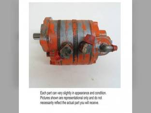Used Hydraulic Pump Allis Chalmers 185 180 70249437