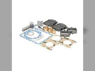 Hydraulic Pump Repair Kit - Valve Chambers Massey Ferguson TE20 TO20 TO35 TO30 TEA20 Ford 9N 2N 8N