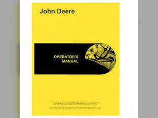 Operator's Manual - JD-O-OMRW18976 John Deere 1450 1250