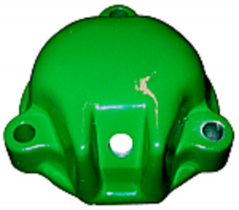 Wheel Hub Cap - 3 Bolt
