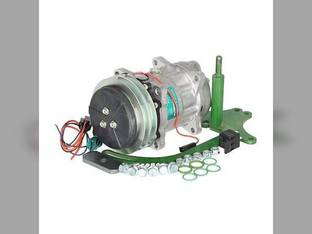 Air Conditioning Compressor Conversion Kit John Deere 4630 4620 5200 4240 7020 4640 4230 6622 6620 7520 5820 7700 8640 8630 4520 5020 4000 7720 4840 4020 4430 8430 4040 5720 4440 8440 5400 6030 4320
