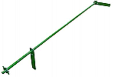 Straw Chopper Adjuster Shaft