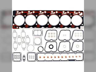 Head Gasket Set Cummins Case 2096 680L 1896 855E 850G 680K 780D 780C 621 Case IH 5250 5140 MX150 MX135 MX110 MX170 5230 MX100 1644 5130 2022 8850 1822 MX120 5240 1640 White 145 140 6145 100 125 120