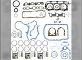"Engine Rebuild Kit - Less Bearings - .020"" Oversize Pistons Ford BSD333 201 4000 4100 4110 4140 4190 4200 4330 4340 4400 4410 4500 4600 4610 4610SU 530A 531 540 540A 540B 545A 545 550 555 555A 555B"