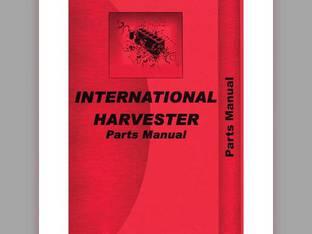Parts Manual - IH-P-A B International B B A A