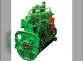 Remanufactured Engine Block Assembly - Complete 6404 John Deere 4020 6404D