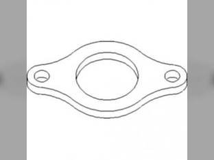Camshaft Thrust Flange International 1206 21256 1456 DT361 21456 806 1256 DT407 1026 856 21206 D361 D407 Case IH 16027DB