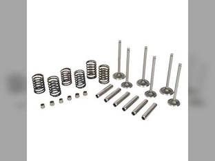 Cylinder Head, Valve Train Kit
