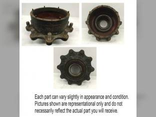 Used MFWD Wheel Hub Allis Chalmers 8070 8010 8050 8030 70272747