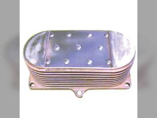 Oil Cooler - Engine John Deere 4630 7410 6410 6405 9410 9410 450 5525 6210 6610 6510 5410 6615 670 544 7210 6110 6310 6715 7610 5415 310 5510 5425 315 7510 5615 5420 444 6605 5715 9400 5520 850 410