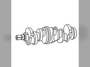 Remanufactured Crankshaft John Deere 3020 270 AR40485