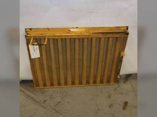 Used Rear Grill Cover