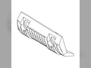 Cylinder Rasp Bar Kit - RH Rotor New Holland CR960 TR97 CR940 TR98 TR96 CR9040 TR89 TR86 TR99 TR88 TR87 CR9060 86503256