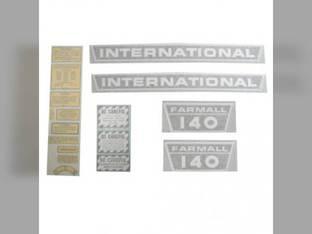 Decal Set International 140