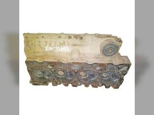 Used Cylinder Head Case IH 5120 8840 5220 Cummins Case 85XT 760 600 570MXT 75XT 586G 1840 1845C 40XT 588G 95XT 580SK 570LXT 590 60XT 860 90XT 70XT 585G 550 New Holland U80 Allis Chalmers White AGCO