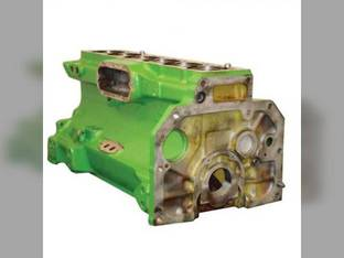 Remanufactured Bare Block John Deere 4250 4450 4640 4650 6620 6622 7720 8820 AR100634R