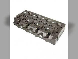 Remanufactured Cylinder Head New Holland L565 LS160 LX565 SBA111017501