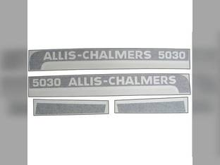 Decal Set Allis Chalmers 5030