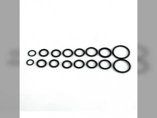 Hydraulic Valve Seal Kit Ford 3930 3910 2310 2910 2120 4400 5100 600 801 2110 4610 800 5000 4630 3400 3100 2600 4140 3500 4600 700 2610 2000 900 2100 4130 3000 335 3600 4000 4100 3610 4110 7000 601