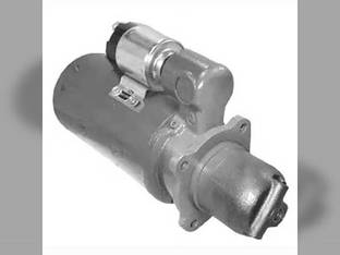 Remanufactured Starter - Delco Style (3367) John Deere 6600 4520 4230 7720 8430 4030 4630 3020 4320 4640 4020 6620 4840 7700 4000 4430 International Massey Ferguson White Oliver Gleaner Caterpillar