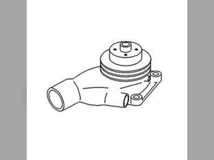 Water Pump John Deere 5010 700A 5020 760 6030 760A AR36667