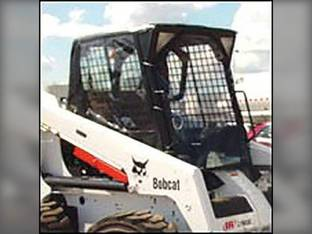 All Weather Enclosure Replacement Door Skid Steer Loaders 553 751 753 763 773 863 873 Bobcat 863 751 553 763 773 873 753