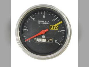 Remanufactured Tachometer Gauge International 2400A 2500A 454 484 574 66344C1