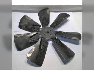 Used Fan Blade Assembly 7 Blade Ford 9000 9600 C9NN8600D