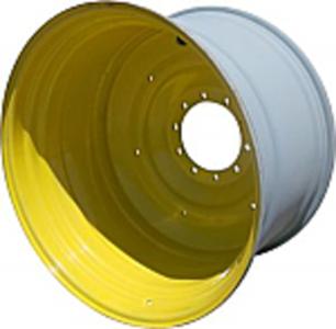 23x38 10 Hole Dual Rim - Yellow