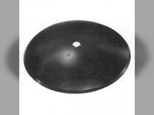 "Disc Blade 24"" Smooth Edge 1/4"" Thickness 1-1/8"" Square x 1-1/4"" Square Axle John Deere N242322 B35606 N240064"