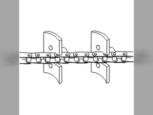 Clean Grain Elevator Chain