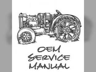 Service Manual - L39 Kubota L39