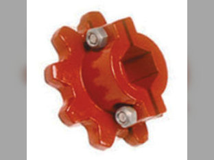 Feeder House, Feeder Chain, Sprocket