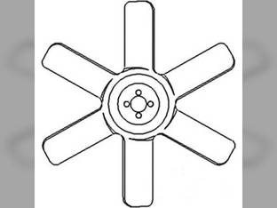Cooling Fan - 6 Blade Kubota M8030 M5950 M7500 M6030 M7030 15725-74110