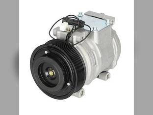Air Conditioning Compressor John Deere 6610 4630 6810 6230 6200 7320 6420 6620 6405 6100 6300 7520 5820 6215 6120 6615 6400 6600 6320 6430 7220 6500 6415 6110 6910 5720 7420 6210 6715 6605 6220 6310