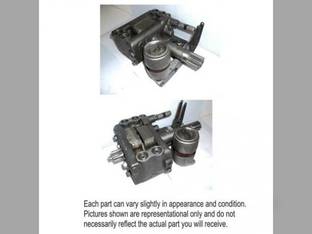 Used Hydraulic Pump - Forward Pushing Valve Massey Ferguson 30 165 135 3165 175 150 180 20 40 1684582M92