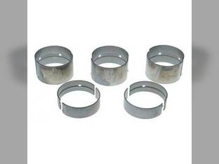 "Main Bearings - .010"" Oversize - Set Case 870 W14 780B A41908"