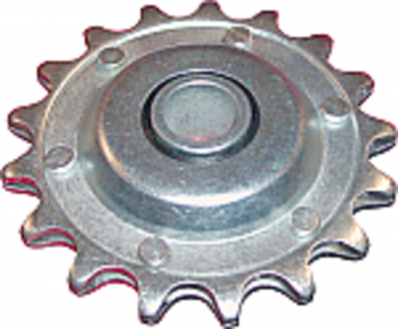 Sprocket, Idler, 17 Tooth