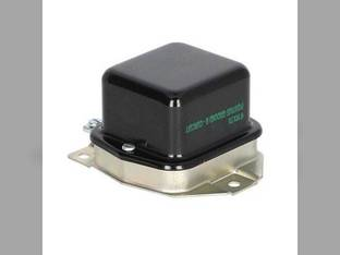 Voltage Regulator - 6 Volt - 3 Terminal - Flat Mount Ford 701 2120 600 801 2111 2131 2110 2130 851 1841 861 800 501 4140 700 541 1801 2000 650 901 900 NAA 4030 4130 4000 2031 1821 4120 4031 4110 601