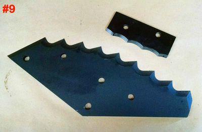 Mixer Knives Kuhn Knight