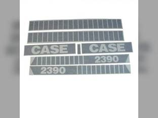 Decal Set Case 2390