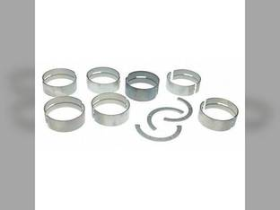 Main Bearings - Standard - Set John Deere 860B 862 890A 890 8770 8870 855 8640 762 8630 8760 850 8650 AR101393