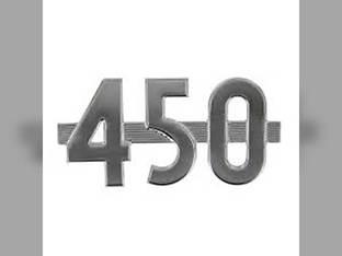 Panel, Front, Emblem