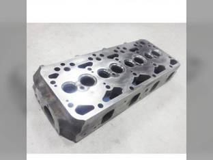 Used Cylinder Head New Holland LM430 99458955 Iveco 8045