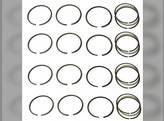Piston Ring Set Allis Chalmers 170 175 201 226 D17 WC WD WD45